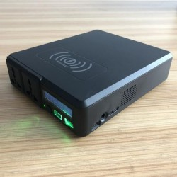 220v Power Bank with Wireless Charging
