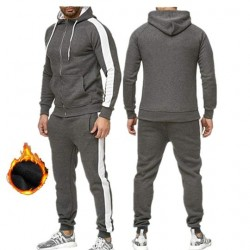 Zipper Casual Sportswear