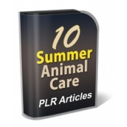 10 Animal care tips for healthy summer