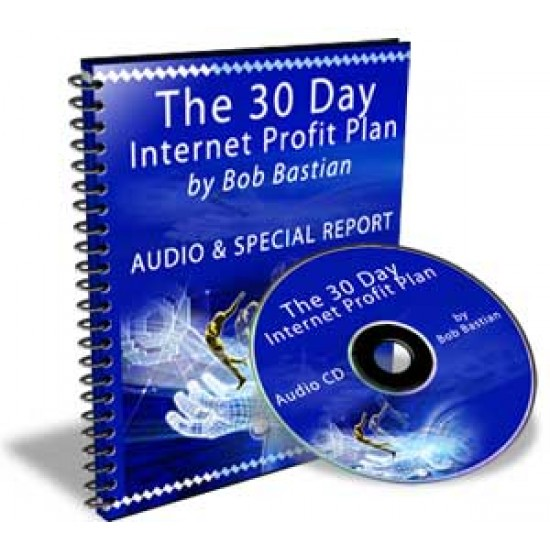 The 30 Day Internet Profit Plan