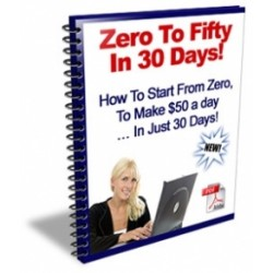 Zero To Fifty In 30 Days